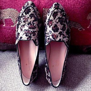 Kate Spade NY Caty Sequined Loafers